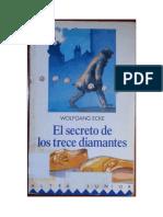 El Secreto de Los Trece Diamantes - Wolfgang Ecke