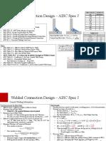 Weld Design Tips