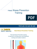 Heat Illness Training