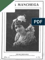 Vida Manchega. 17-7-1913