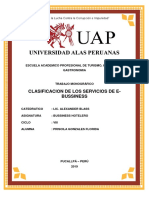 CLASIFICACION DE LOS SERVICIOS DE E-BUSSINESS.docx