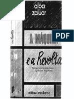 Alba Zaluar - A máquina e a revolta_ As organizações populares e o significado da pobreza-Editora Brasiliense (1985)