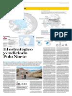 El Estratégico y Codiciado Polo Norte