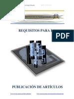 REQUISITOSPUBLICACION