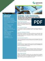 Folleto - CADWorx Professional