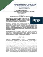 Reforma de Estatútos Futuro Caribe_.docx