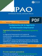 Ingeniería de la información empresarial