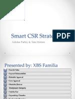 Smart CSR  Strategies