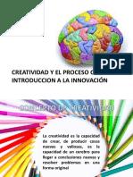 Presentación Creatividad y El Proceso Creativo ppt