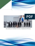 Descentralizacion, Estabilidad, Movilidad y Cumplimiento Del Personal Admon III