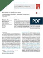 Andreussi, T. (2015) - Flow Regimes in T-shaped Micro-mixers