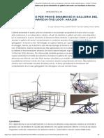 Un Manipolatore Per Prove Dinamiche in Galleria Del Vento Con Hardware-In-The-loop_ Analisi Elastodinamica – Analisi e Calcolo