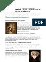 Personalitati psihotoxice