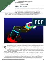 Simulazione Dinamica Multibody – Analisi e Calcolo