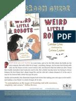 Weird Little Robots Classroom Guide