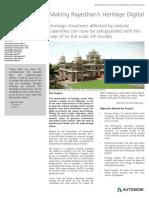 Rajasthan Heritage Digital Case Study Min