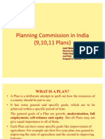 36890325 Planning in India Vo