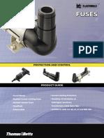 Porta Fusible Canister Para 34.5 Kv