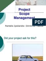 Project Scope(2)