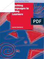 210408460 Teaching Languages to Young Learners