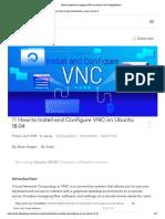 How to Install and Configure VNC on Ubuntu 18.04 _ DigitalOcean