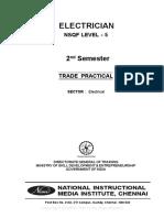 ITI electrician SEM 2 TT