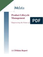 CIMdata PLM Empowering Future of Business