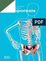 Guia Elea Osteoporosis