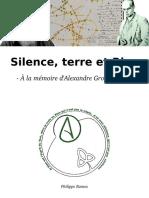 Silence, terre et Rien