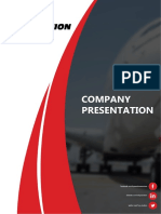 Top Aviation - Presentation
