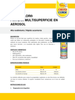 Fds Aerosol Multicolor Pintuco