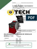 TECH T-515 - Manual de Usuario - Español