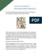 TRATAMIENTO DE PROSPERIDAD Y AFIRMACIONES PARA ATRAER EL DINERO A NUESTRA VIDA.pdf