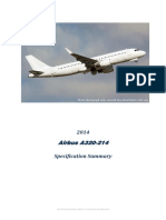 A320-214 - YOM 2014 [SALE]