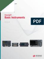 Keysight Basic Instruments