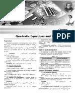 Self Theory Quadratic Equations (Part 1)