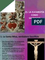 La Eucaristia como Sacrifcio