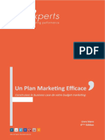 Support Cours Plan Marketing