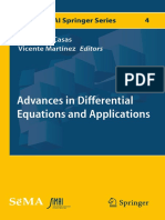 (SEMA SIMAI Springer Series 4) Fernando Casas, Vicente Martínez (eds.) - Advances in Differential Equations and Applications-Springer International Publishing (2014).pdf