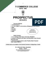 Prospectus Gcc