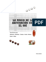 La Magia de la Adivinación Con El Obí.pdf