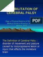 Reh of Cerebral Palsy - Copy