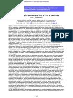 La Inversion de Los Derechos Humanos f Hinkelammert