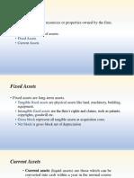 Assets & Liabilities
