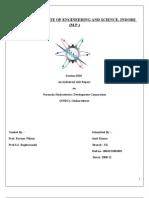 NHDC Visit Report by Amit Kumar