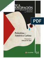 Critica y emancipación. Bidaseca