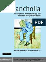 Michael Alan Taylor, Max Fink-Melancholia_ The Diagnosis, Pathophysiology and Treatment of Depressive Illness-Cambridge University Press (2006).pdf