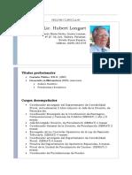 Curriculum Hubert