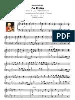 [Free com Vivaldi Antonio Follia 13661
