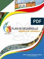 Plan de Desarrollo 2016-2019 LEBRIJA